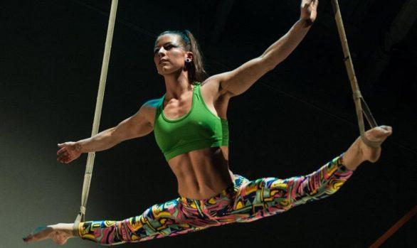 Sportsmassage cirkus cirkusartist cirkusbehandler Sportsmassage sportsmassør signe sparholt sportsklinik masssage behandlinger frederiksberg københavn